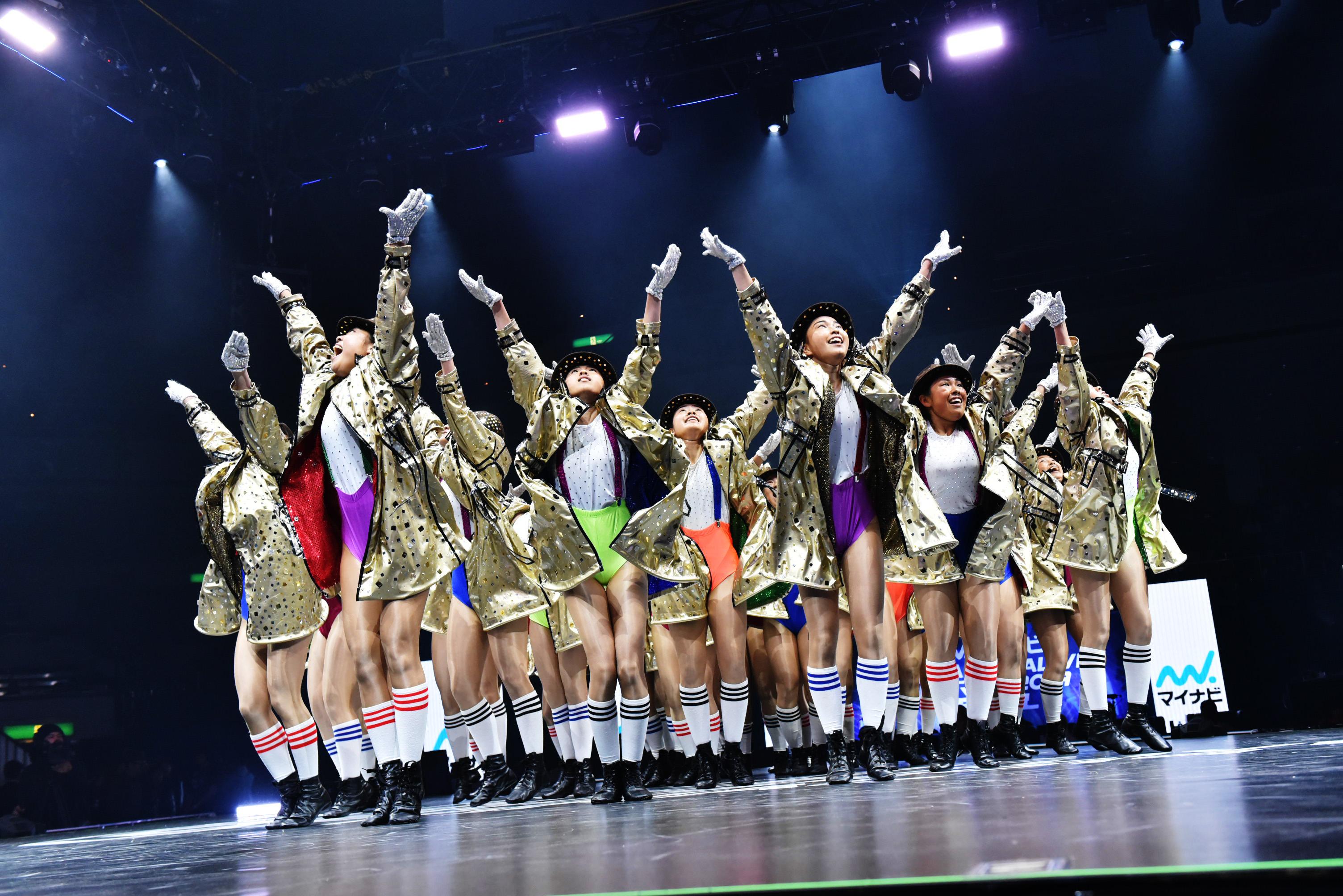 マイナビHIGH SCHOOL DANCE COMPETITION 2019 WINNER TDC